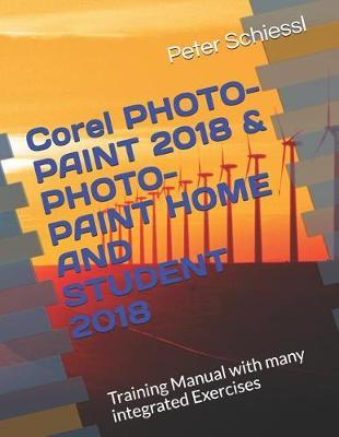 Corel PHOTO-PAINT 2018 & PHOTO-PAINT Home and Student 2018 | Peter
