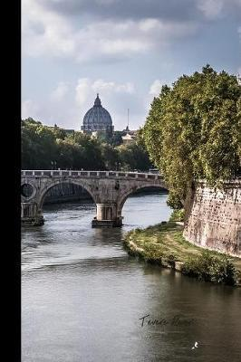 Tevere River by Italian Notebook Creations