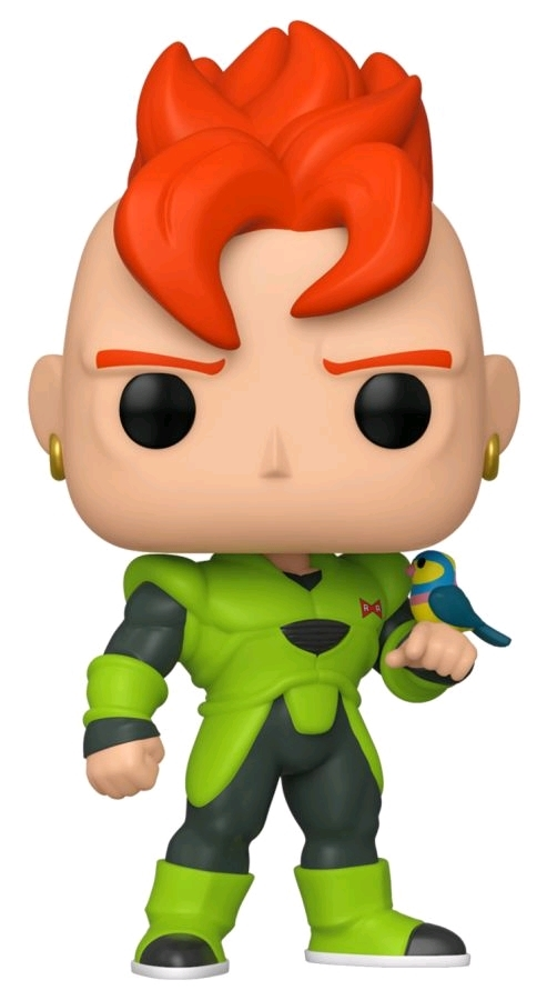 Dragon Ball Z - Android 16 Pop! Vinyl Figure image