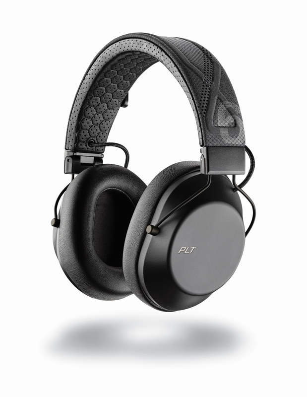 Plantronics: BackBeat Fit 6100 Headphones - Black