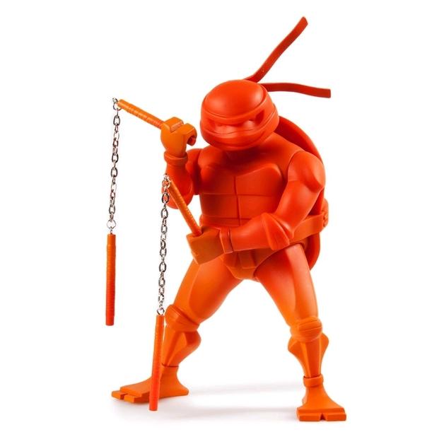 "Teenage Mutant Ninja Turtles: Michelangelo - 8"" Vinyl Figure"