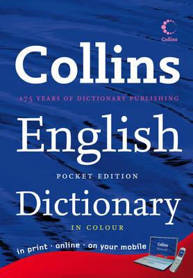Collins Pocket English Dictionary image