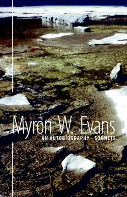 An Autobiography - Sonnets by Myron Evans image