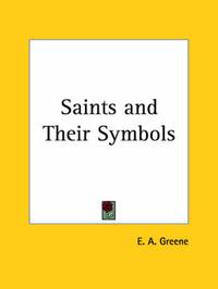 Saints by E.A. Greene image