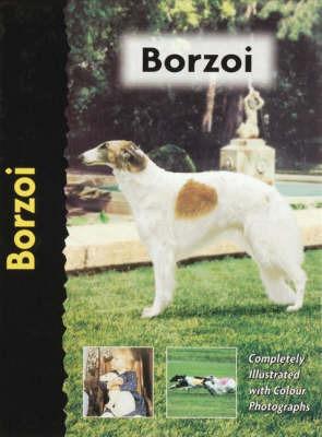 Borzoi by Desiree Scott
