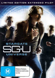 Stargate Universe - Limited Edition Extended Pilot on DVD image