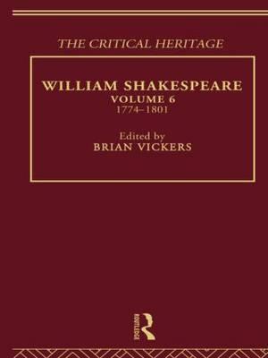 William Shakespeare: Volume 6