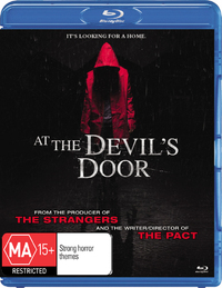 At the Devil's Door on Blu-ray