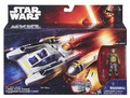 """Star Wars: 3.75"""" Y-Wing - Scout Bomber Deluxe Vehicle"""
