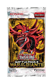 Yu-Gi-Oh TCG Booster Pack Single -Battle Pack 2: War of the Giants