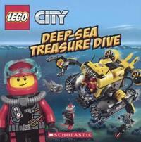 Deep Sea Treasure Dive by Trey King