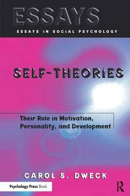 Self-theories by Carol S Dweck