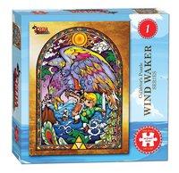 Nintendo: The Legend of Zelda Wind Waker - 550pc Collectors Puzzle