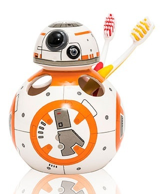 Star Wars: BB-8 - Toothbrush Holder