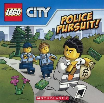 Police Pursuit! by Meredith Rusu