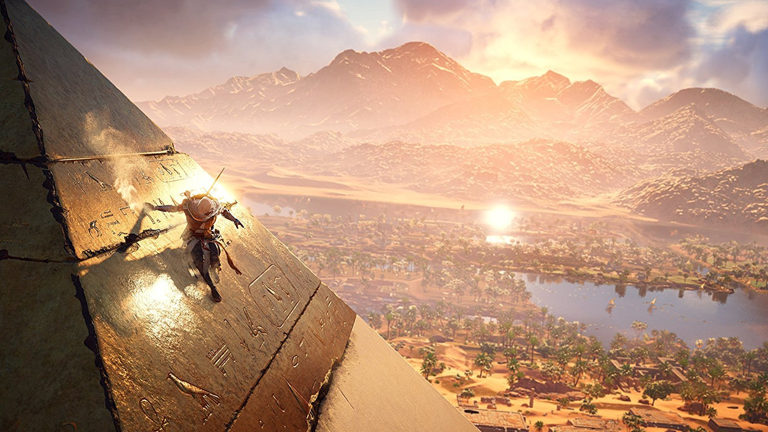Assassin's Creed Origins Apple of Eden Edition for PS4 image