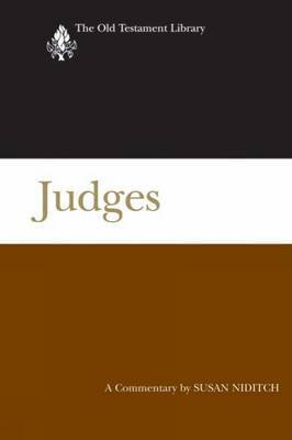 Judges (2008) by Susan Niditch
