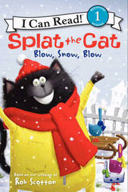 Splat The Cat by Rob Scotton