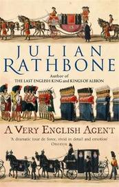A Very English Agent by Julian Rathbone image