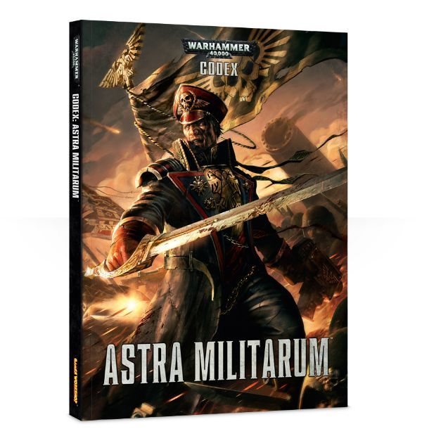 Warhammer 40,000 Codex: Astra Militarum image