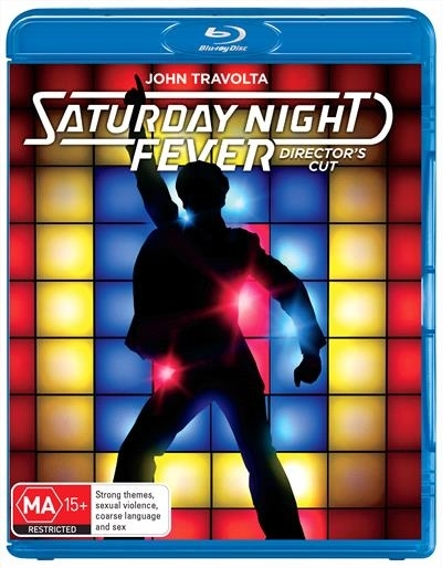 Saturday Night Fever - 40th Anniversary Edition on Blu-ray