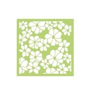 Kaisercraft: 6x6 Designer Template - Floral