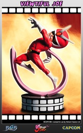 "Viewtiful Joe - 13.5"" Statue"