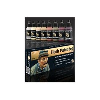 Green Stuff World: Paint Set - Flesh