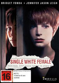 Single White Female on DVD image