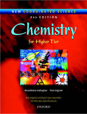 New Coordinated Science: Chemistry Students' Book by RoseMarie Gallagher image