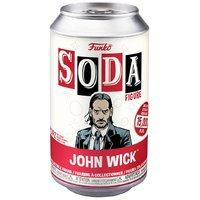 John Wick - Soda Vinyl Figure + Collector Can