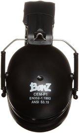 Banz Earmuffs - Black