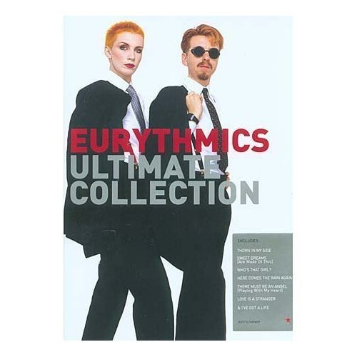 Eurythmics - Ultimate Collection on DVD