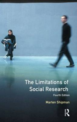 The Limitations of Social Research by Marten Shipman image