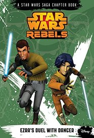 Star Wars Rebels Ezra's Duel with Danger by Michael Kogge
