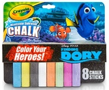 Crayola: Finding Dory - Washable Sidewalk Chalk