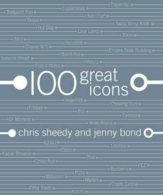 100 Great Icons by Chris Sheedy