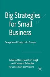Big Strategies for Small Business