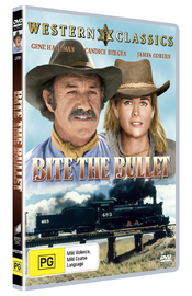 Bite The Bullet on DVD