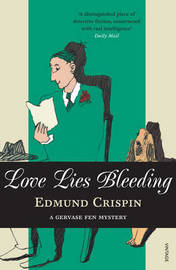 Love Lies Bleeding by Edmund Crispin image