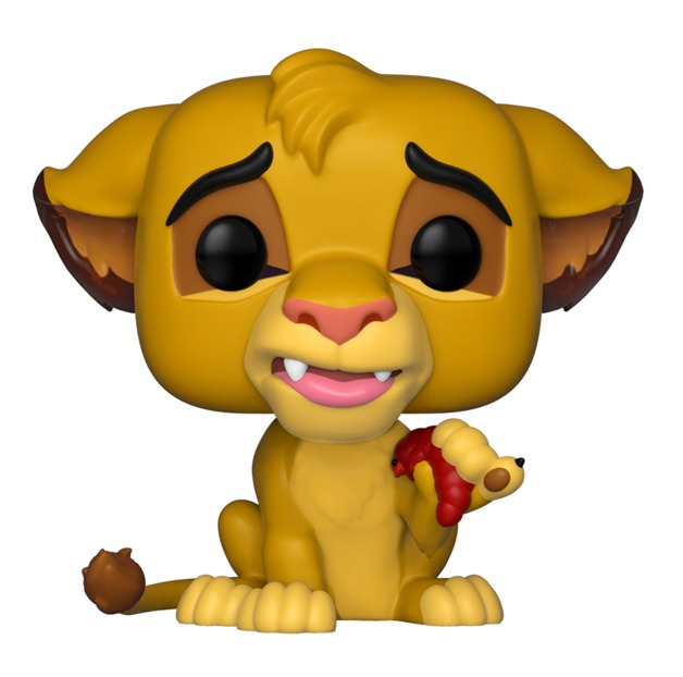 The Lion King - Simba Pop! Vinyl Figure