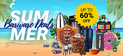 Summer Barware Deals!