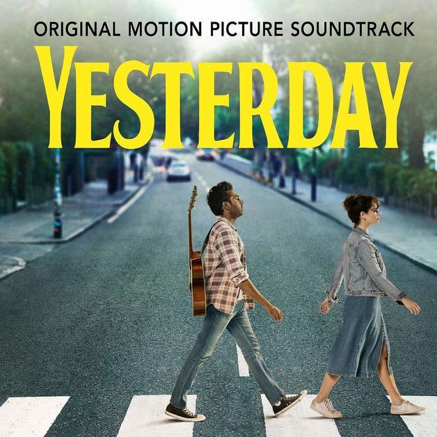 Yesterday Soundtrack by Himesh Patel
