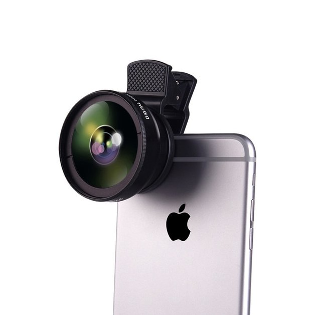 2 in 1 Camera Lens Glass Quality for Smartphone