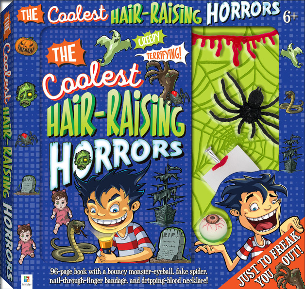 The Coolest Hair-raising Horrors Kit - 2019 Edition