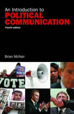 An Introduction to Political Communication by Brian McNair image