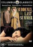 Suddenly Last Summer DVD