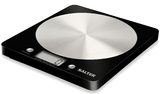 Salter Disc Electronic Scale (Black)