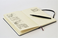 Moleskine Storyboard Notebook (Large, Hard, Black) by Moleskine