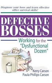 Defective Bosses by William Winston image